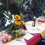 ristorante con giardino albergo trattoria al ristoro trieste 01