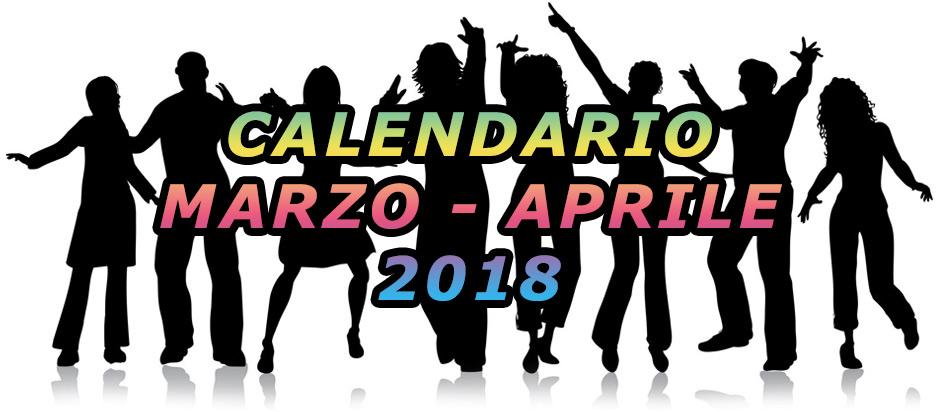 calendario ballo marzo aprile ristoro trieste