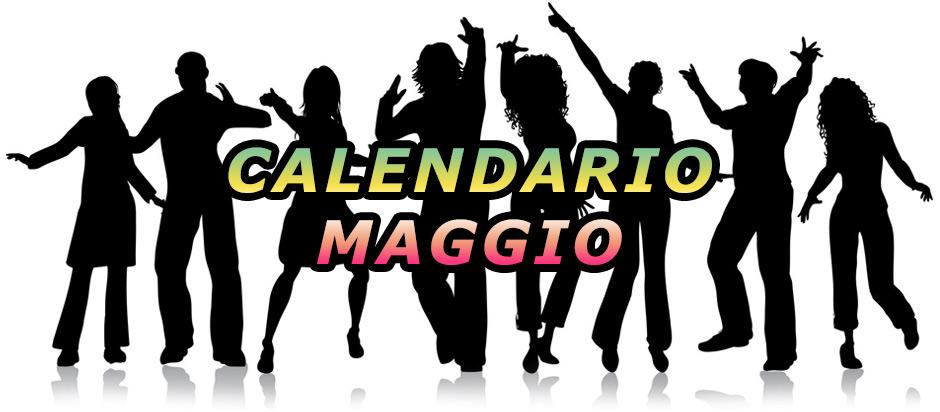 calendario maggio serate & eventi al ristoro